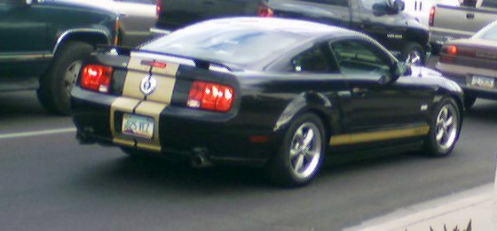 2007 Shelby GT-H