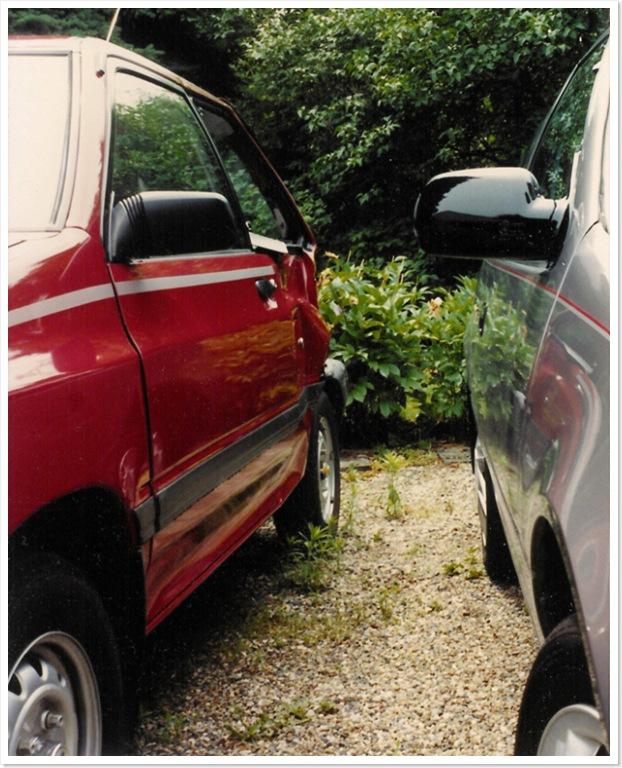 1988 Ford Festiva L 1990 Suzuki Swift