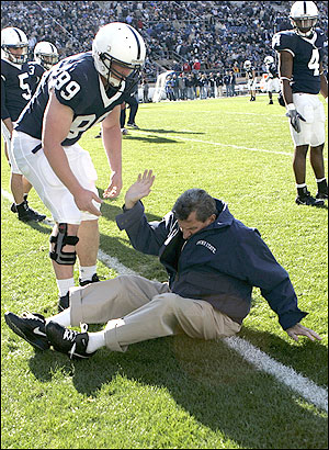 Paterno discovers gravity