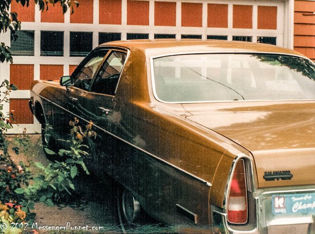 1973 Plymouth Fury