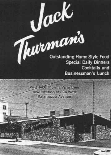 jack thurman's