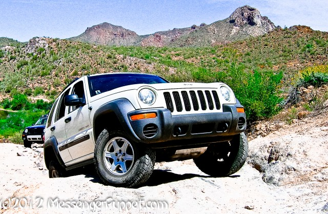 2002 Jeep Liberty Coke Ovens