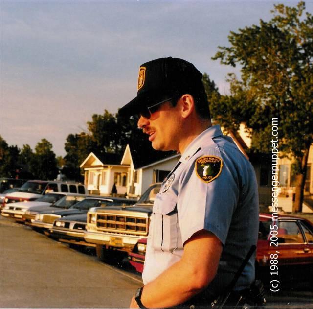 South haven cop