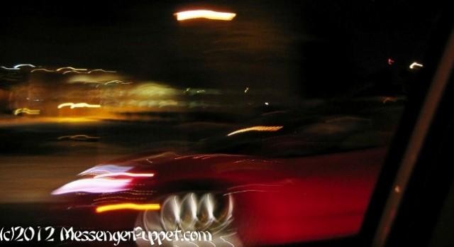 Ferrari blur