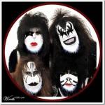 KISS monkeys