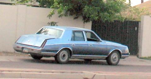 1984 Lincoln Continental