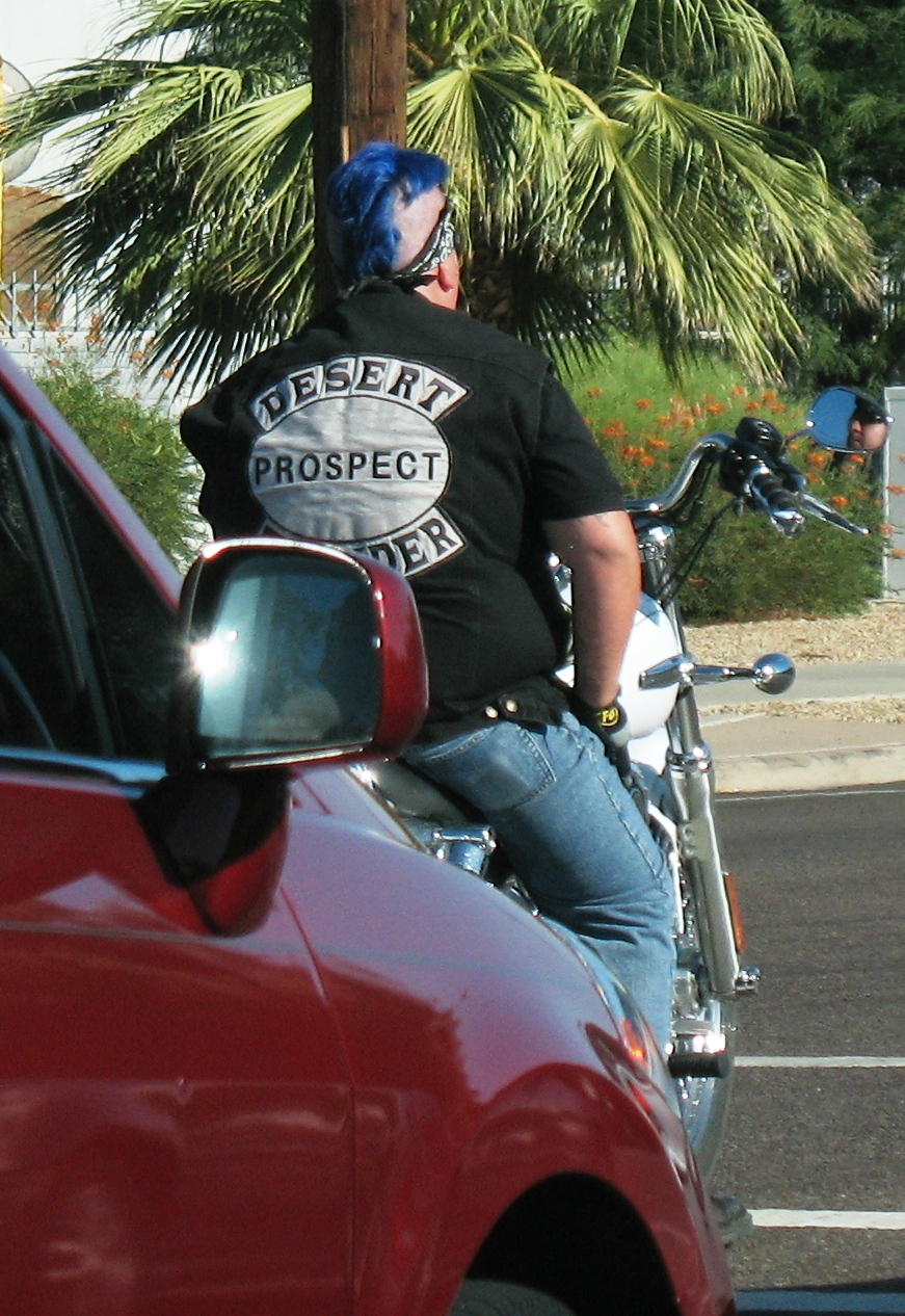 Not quite Sons of Anarchy