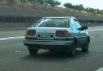 Best Corolla of 1985