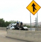 Arizona DPS Speed Trap