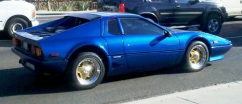Ferrari 512BB replica