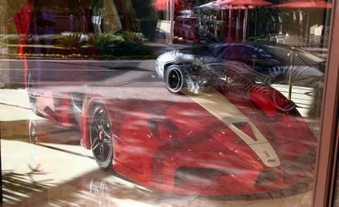 Ferrari FXX Penske Wynn Ferrari Maserati
