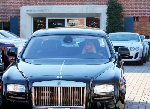 Paris Hilton, auto heretic?