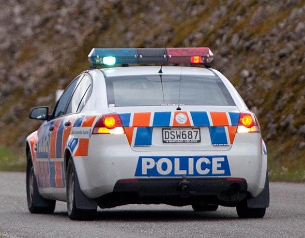 Aussie cop