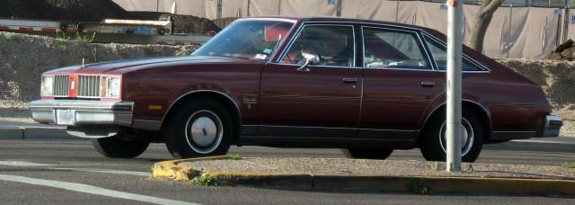1978 Oldsmobile Cutlass Salon