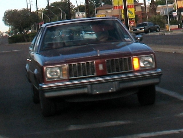 1978 Oldsmobile Cutlass Salon