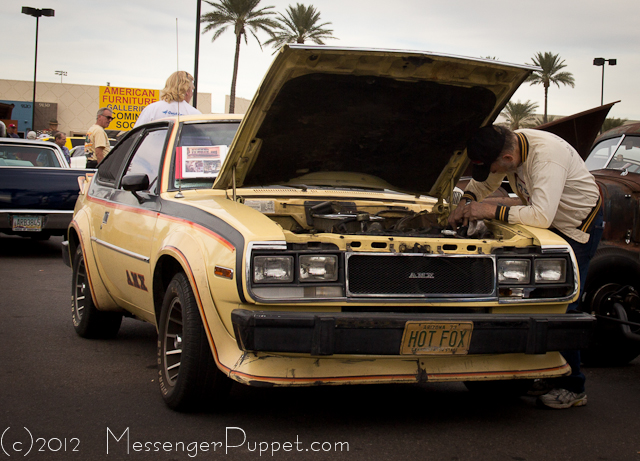 AMC amx by MessengerPuppet.com.