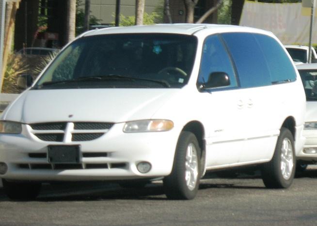 2000 Dodge Grand Caravan Sport