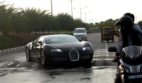 Stuck Veyron