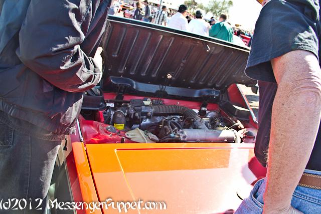Fiat x19 engine