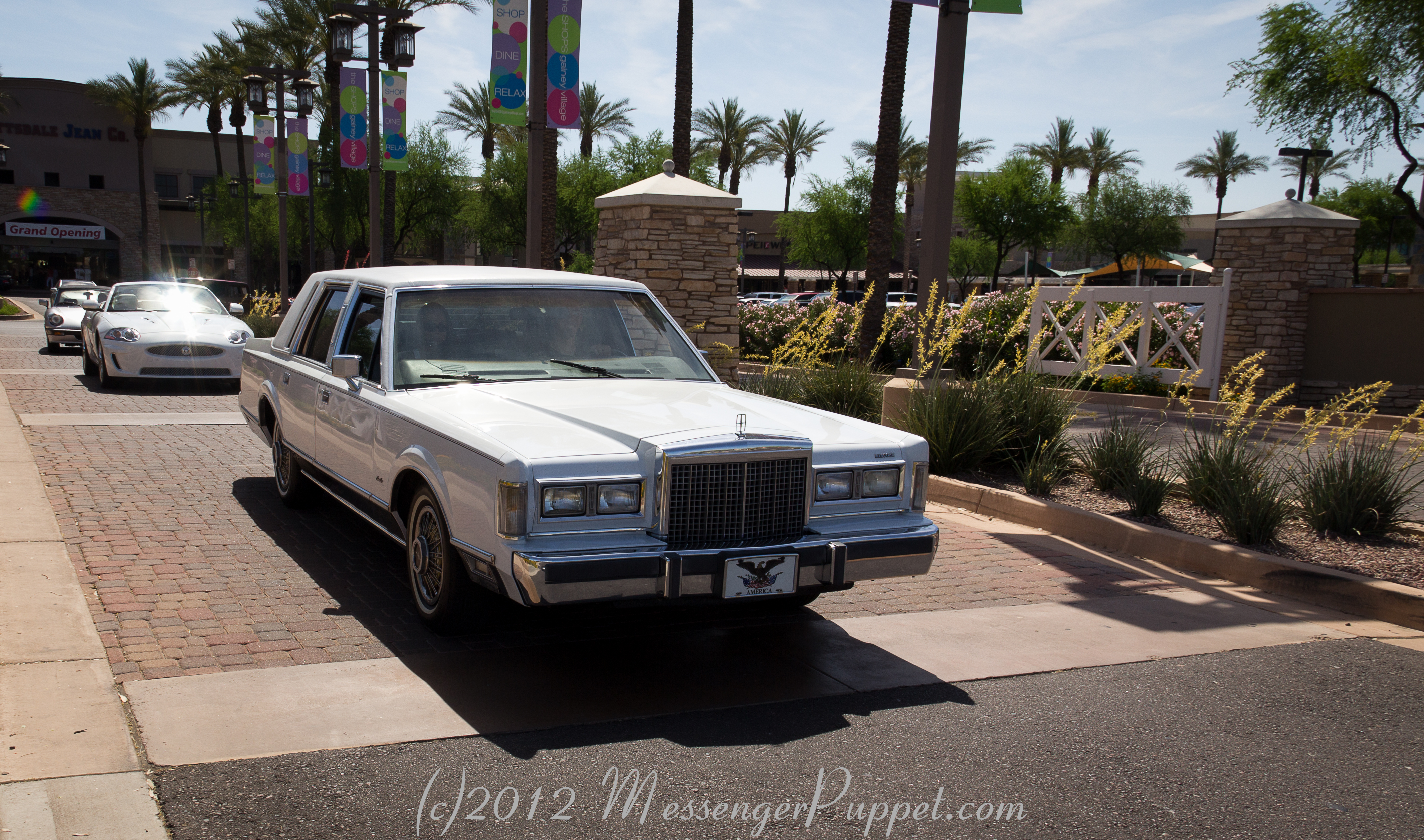 Cars & Coffee: Old Money Scottsdale | Messenger Puppet