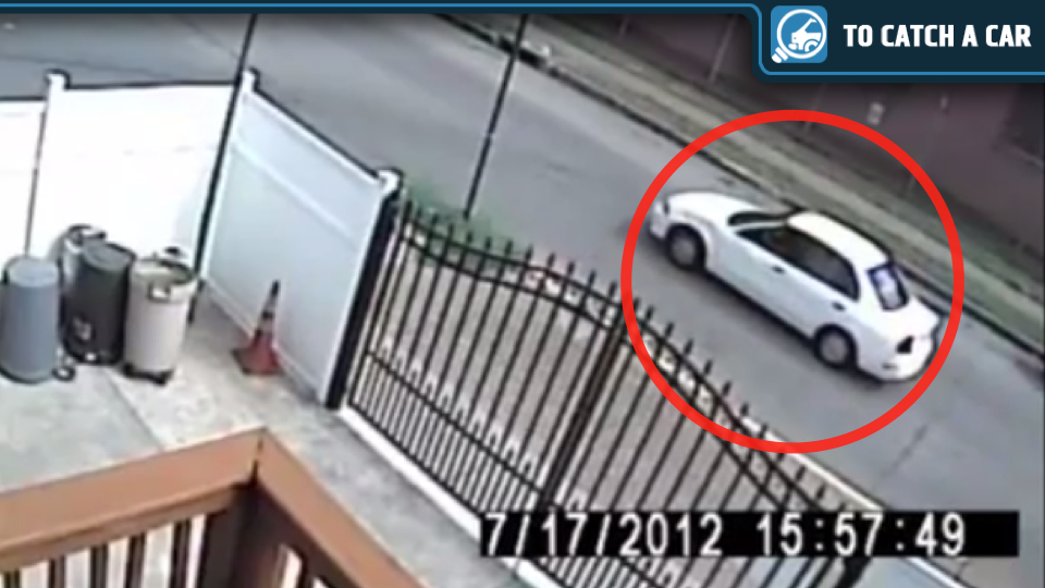 Identify This Car And Help Catch A Guy Who Tried To Abduct A 10-Year-Old Girl In Philly On Tuesday