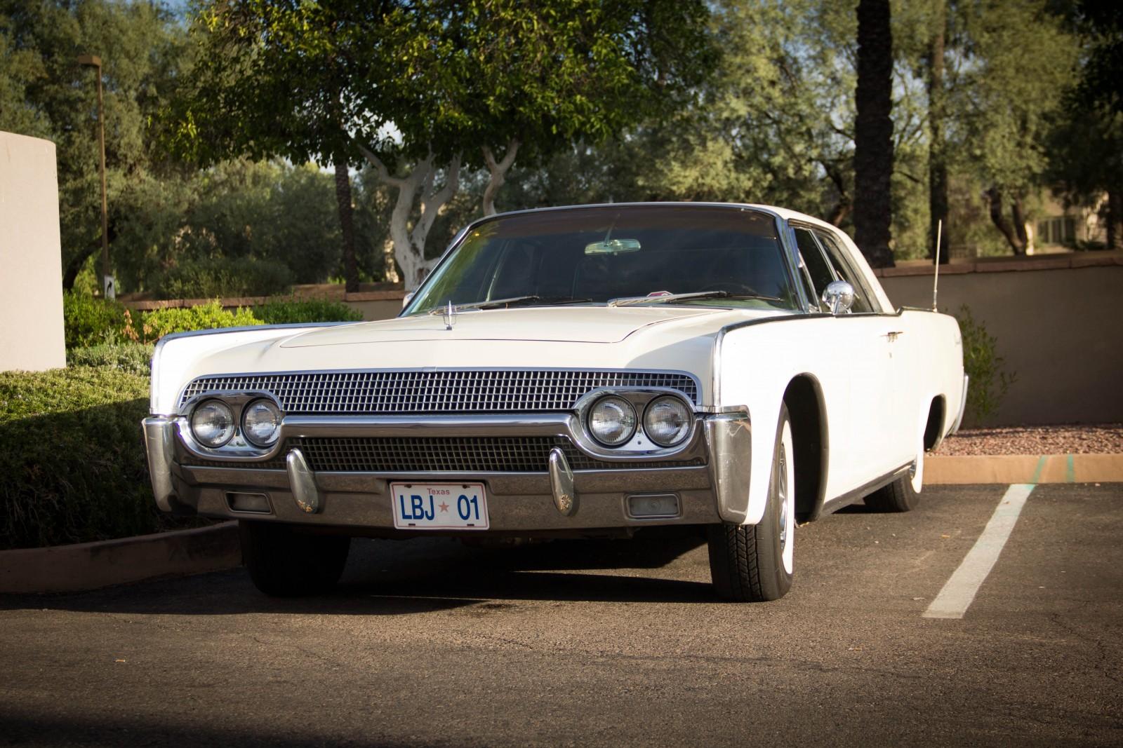 1963 Continental