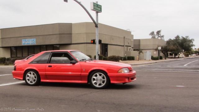 1993 SVT Cobra