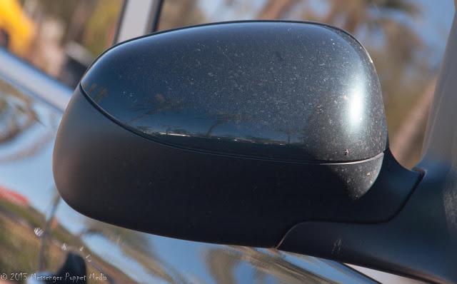 Porsche cayenne mirror