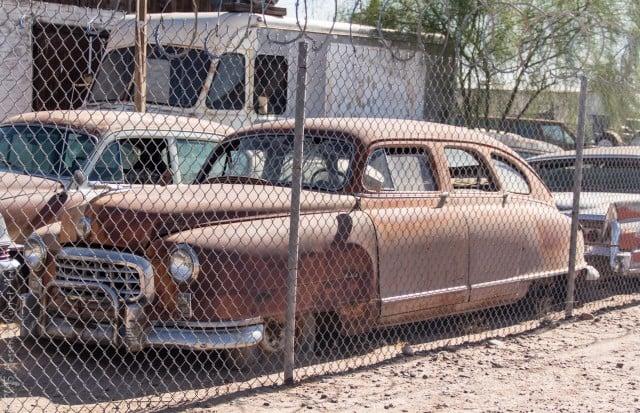 Hudson Hornet?