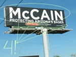 John McCain wants you to remember his name for some reason