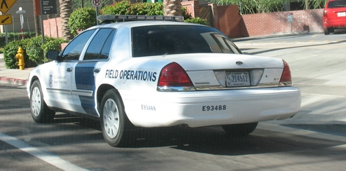 U. S. Customs and Border Protection Field Operations in Phoenix