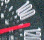 2006 Ford Mustang speedometer