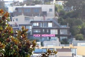 fuck mormons