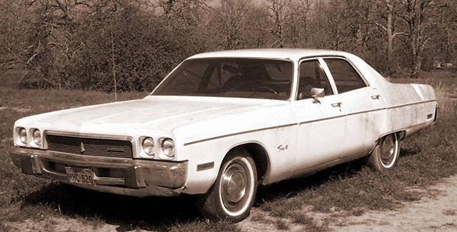 1973 Plymouth Fury I