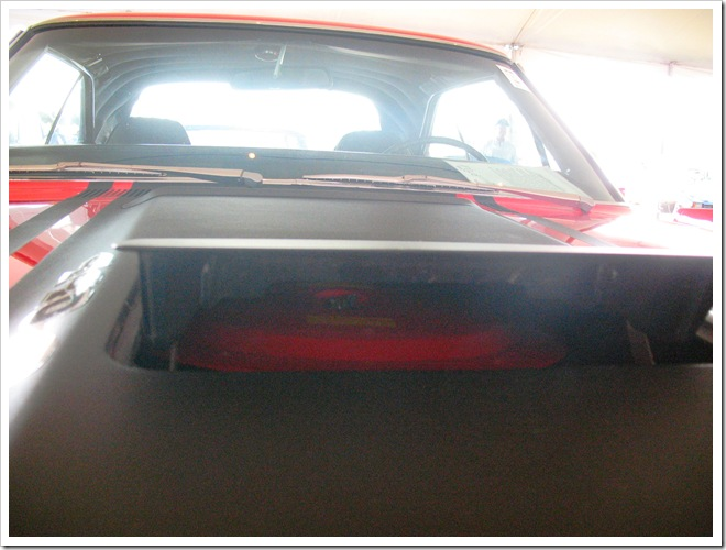 Mopar Hood Scoop