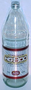 Beer Reviews:  Old English 800 high gravity