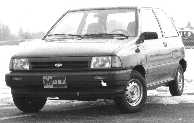 1988 Ford Festiva