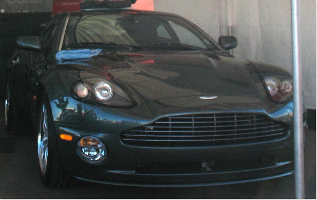 Aston Martin Vanquish