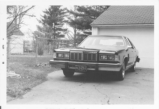 1979 Mercury Marquis