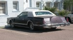 mad pimpin Lincoln Continental Mark V carriage roof