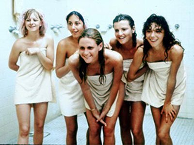 Group Teen Shower 73