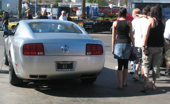 Galpin Iacocca Mustang