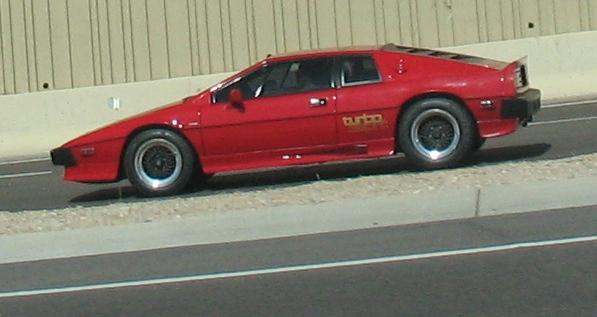Red Lotus Esprit